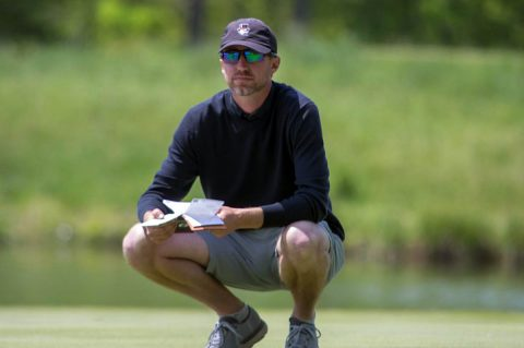 Austin Peay Men's Golf sits in 15th at Tiger Invitational. (APSU Sports Information)