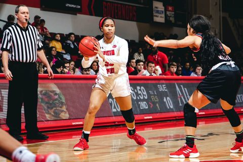 Austin Peay Women's Basketball goes up against Eastern Illinois at the Dunn Center Saturday afternoon. (APSU Sports Information)