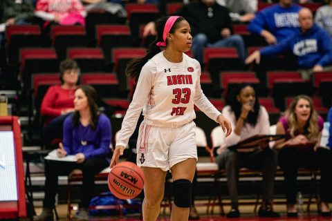 Austin Peay Women's Basketball is on the road Thursday to take on the Morehead State Eagles. (APSU Sports Information)
