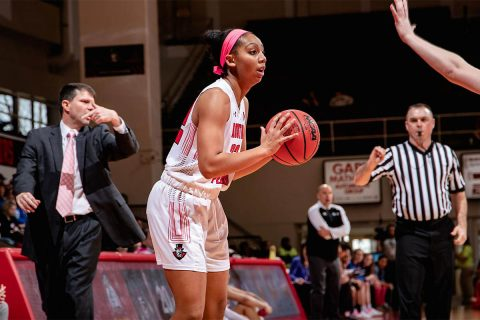 Austin Peay Women's Basketball gets 84-75 road win against Morehead State Thursday night. (APSU Sports Information)