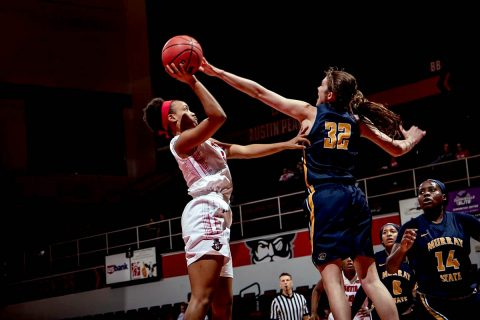 Austin Peay Women's Basketball looks to extend winning streak to three when it hosts Southeast Missouri, Thursday. (APSU Sports Information)