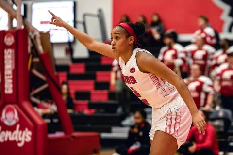 Austin Peay Women's Basketball hosts UT Martin Saturday at the Dunn Center. (APSU Sports Information)