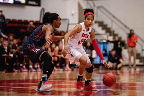 Austin Peay Women's Basketball faces Eastern Kentucky Thursday. (APSU Sports Information)