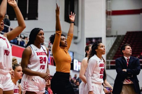 Austin Peay Women's Basketball gets 80-60 road victory over Eastern Kentucky Thursday. (APSU Sports Information)