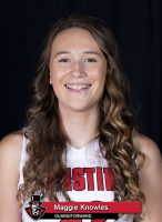 2018 APSU Women's Basketball - Maggie Knowles