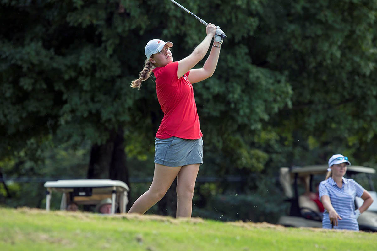 Austin Peay Women's Golf selected to come in fourth in the OVC. (APSU Sports Information)