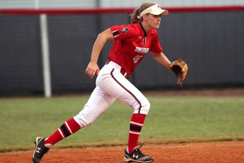 Austin Peay Softball beats Louisiana Monroe and Wright State at UAB Tournament, Friday. (APSU Sports Information)