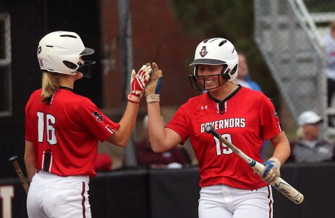 Austin Peay Softball loses to UAB on final day of UAB Tournament, Sunday. (APSU Sports Information)