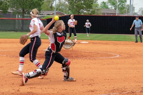 Austin Peay Softball takes on nationally ranked opponents this weekend at 33rd Annual Louisiana Classic. (APSU Sports Information)