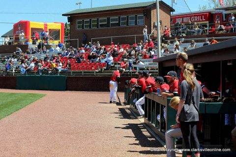 Austin Peay Baseball kicks off the 2019 Season playing the Kentucky Wildcats at Raymond C. Hand Park Friday, February 15th.