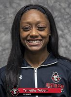 2019 APSU Track and Field - Tymeitha Tolbert