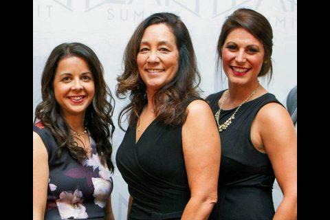 Dr. Aubrey Carr, Dr. Emiko LeJeune, and Dr. Katelyn Crockett of the Clarksville Center For Audiology