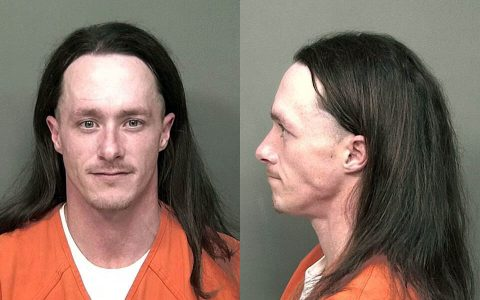 Montgomery County Sheriff's Deputies are searching Lock B area for Dustin Ryan Williams.