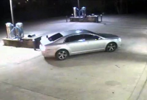 Montgomery County Sheriff's Office is investigating Sudz Auto Wash vandalism.