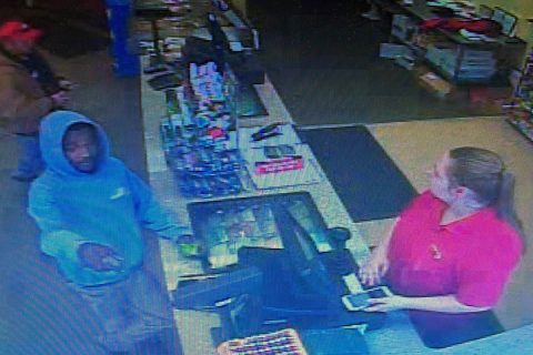 Montgomery County Sheriff's Office are trying to identify the person in this photo.