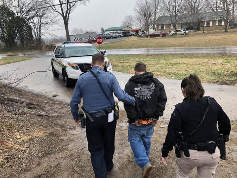Montgomery County Sheriff's Office's Operation Broken Hearts resulted in 40 people arrested with a total of 52 outstanding warrants.