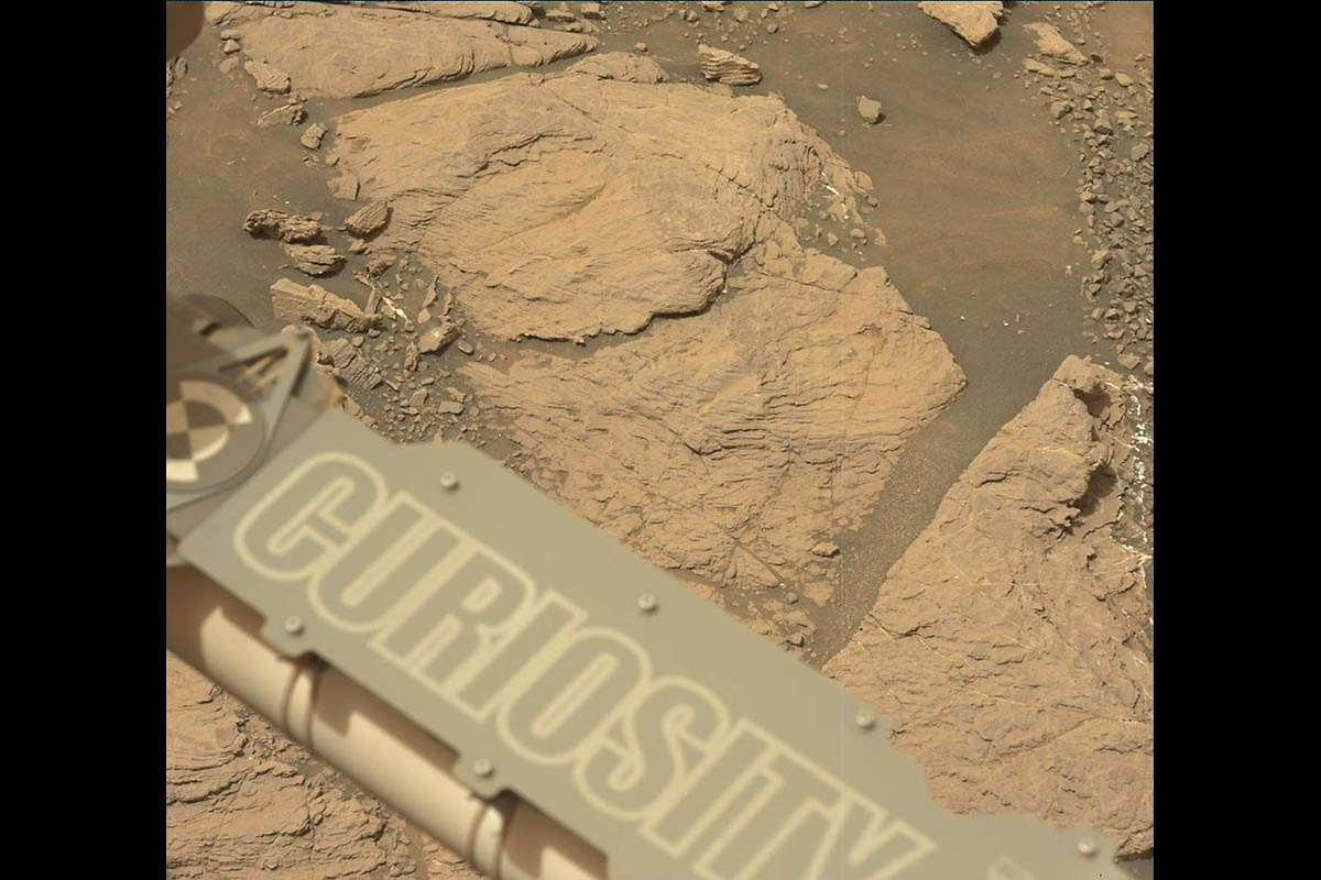 NASA Mars Curiosity Rover Operating Normally after Reset ...