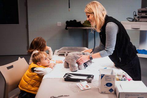 Nashville Zoo Teddy Bear Clinic set for Saturday, February 23rd. (Nathan Zucker)