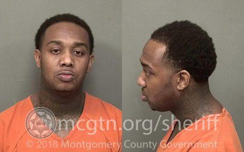 Aaron Glass Montgomery County Sheriff Photo