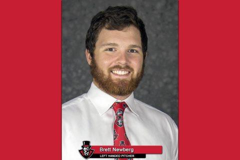 2018-19 APSU Baseball - Brett Newberg