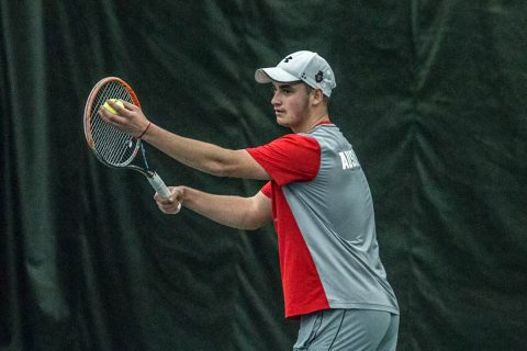 Austin Peay Men's Tennis hosts Butler, Wednesday. (APSU Sports Information)
