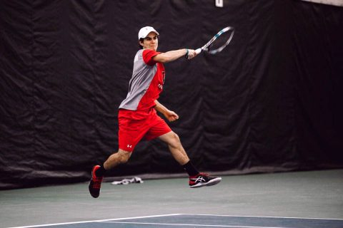 Austin Peay Men's Tennis falls at home to Butler, 7-0. (APSU Sports Information)