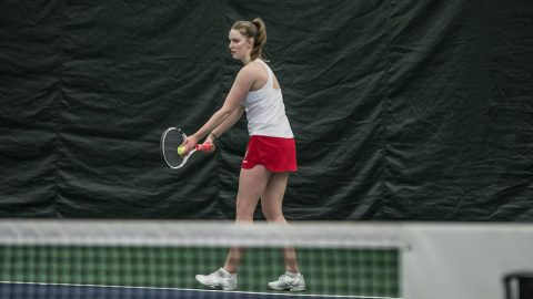 Unbeaten Austin Peay Women's Tennis plays the Dayton Flyers this Wednesday. (APSU Sports Information)