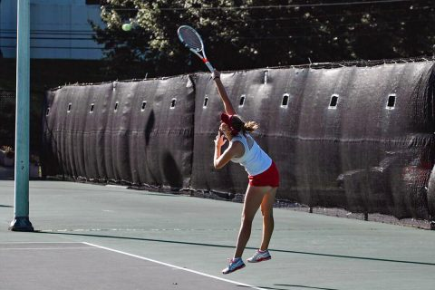Austin Peay Women's Tennis takes on North Alabama, Wednesday. (APSU Sports Information)