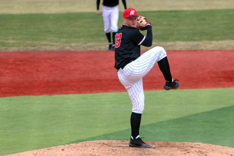 Austin Peay Baseball loses to Indiana State 3-2 Saturday. (Tres Lawless)