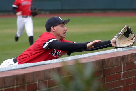 Austin Peay Baseball's Tuesday game with Lipscomb has start time changed to 2:00pm. (APSU Sports Information)