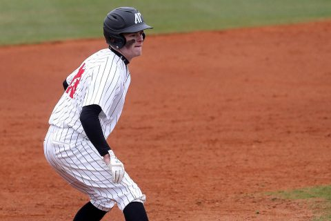 Austin Peay Baseball loses to Murray State in second game of doubleheader, Sunday. (APSU Sports Information)
