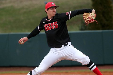 Austin Peay Baseball loses to Southern Illinois Tuesday, 3-2. (APSU Sports Information)