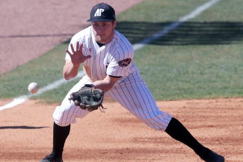 Austin Peay Baseball travels to Western Kentucky, Tuesday, for a four game series. (APSU Sports Information)