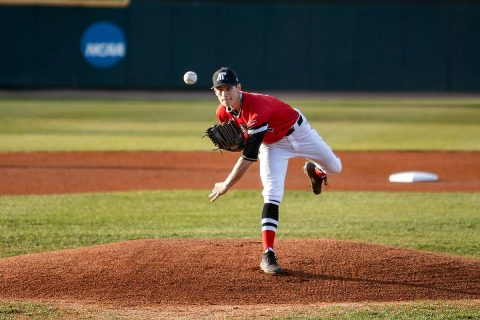 Austin Peay Baseball loses to Murray State 8-3 Wednesday night at Raymond C. Hand Park. (APSU Sports Information)