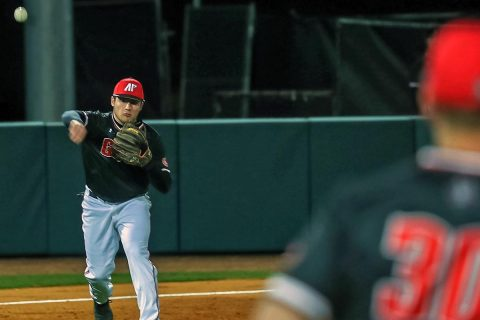 Austin Peay Baseball plays Belmont this weekend at Raymond C. Hand Park. (APSU Sports Information)