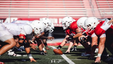 Spring Practice begins today for Austin Peay State University Football. (APSU Sports Information)