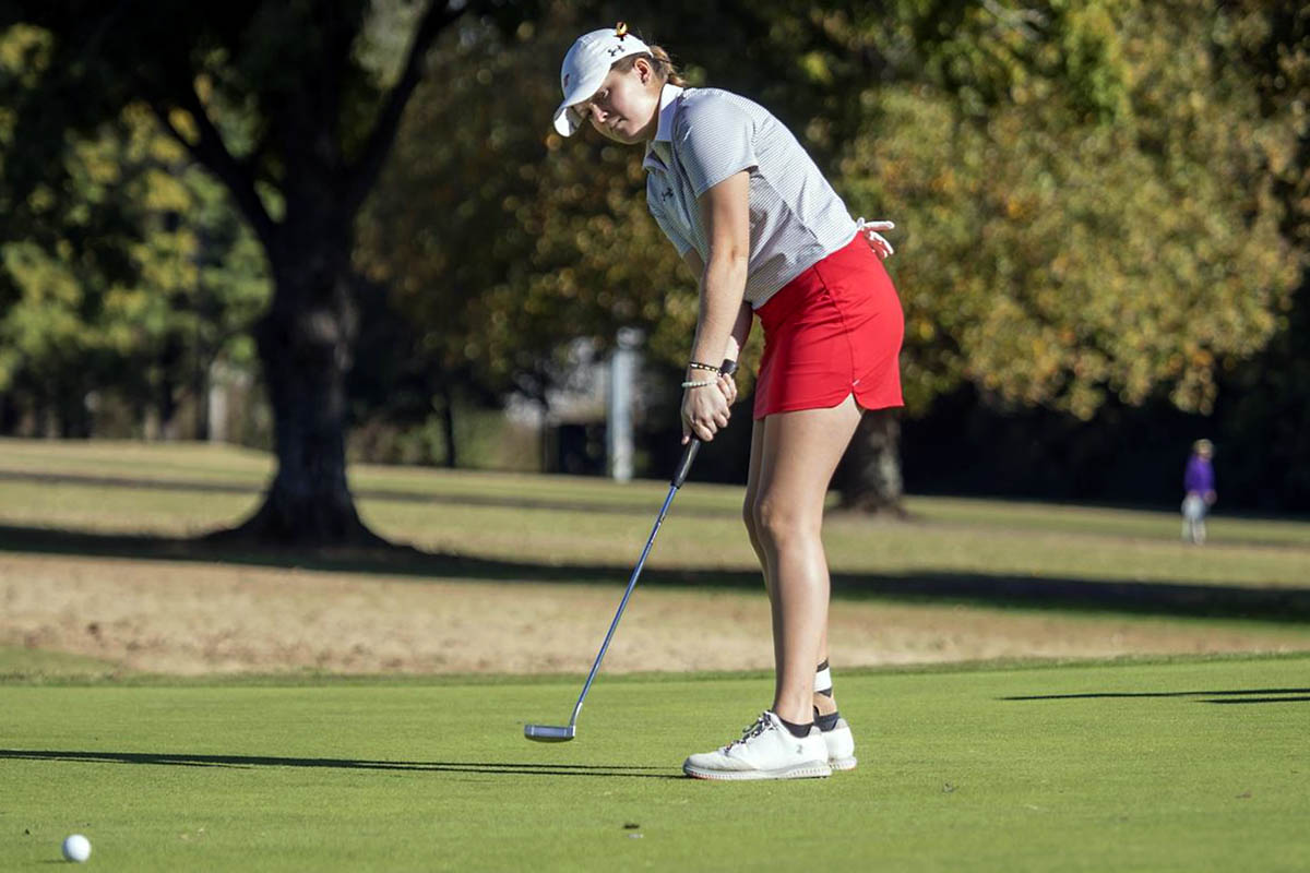 Austin Peay Women's Golf to take part in the Spring Break Shootout, Monday. (APSU Sports Information)