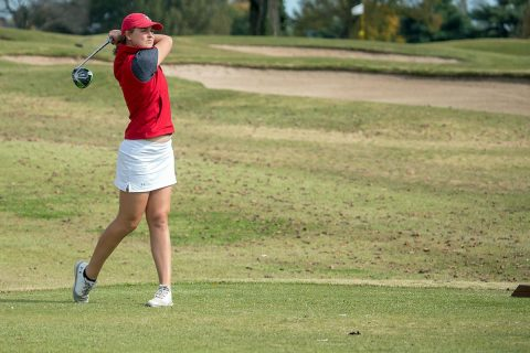 Austin Peay Women's Golf sit in fourth place after opening round of the Citruss Challenge. (APSU Sports Information)