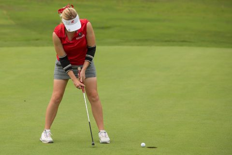 Austin Peay Women's Golf holds on to fourth place Tuesday at Citrus Challenge. (APSU Sports Information)