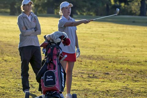 Austin Peay Women's Golf plays in Eastern Kentucky's Colonel Classic this weekend.. (APSU Sports Information)