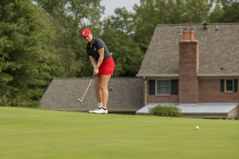 Austin Peay Women's Golf looks to make a move on final day of Colonel Classic. (APSU Sports Information)