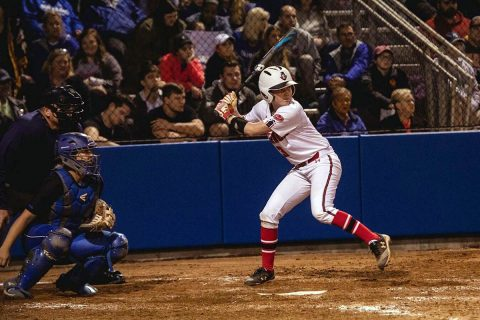 Austin Peay Softball plays Ole Miss in Oxford Mississippi Wednesday afternoon. (APSU Sports Information)