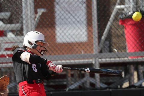 Austin Peay Softball beats North Alabama 9-1 in Game 1 but falls in the night cap 4-0. (APSU Sports Information)