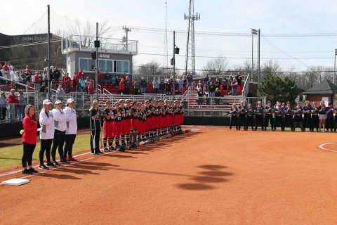 Austin Peay Softball hosts Belmont Friday and Tennessee State Sunday. (APSU Sports Information)