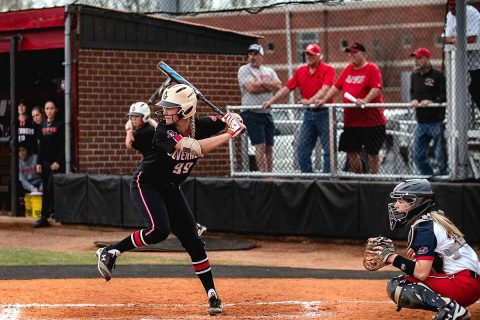 Austin Peay Softball takes doubleheader from Belmont 9-1 and 6-3, Friday. (APSU Sports Information)