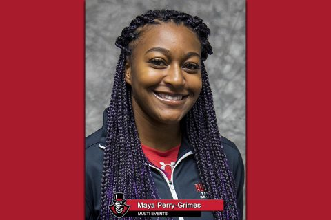 2019 APSU Track and Field - Maya Perry-Grimes
