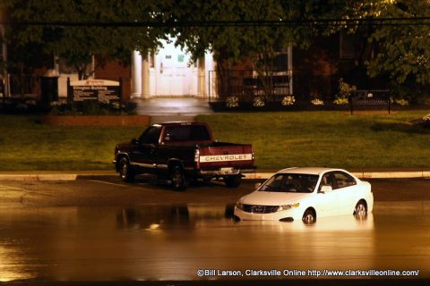 Flooded Vehicles Expected to Arrive on Tennessee's Used Car Market.