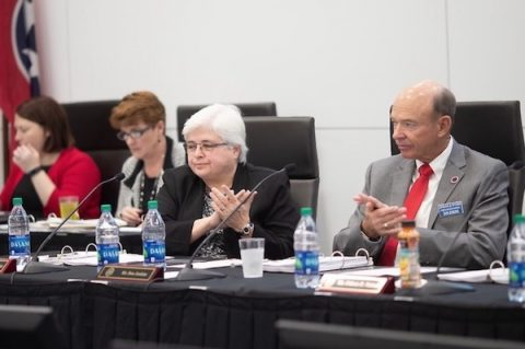 APSU Board of Trustees to meet March 14th-15th.