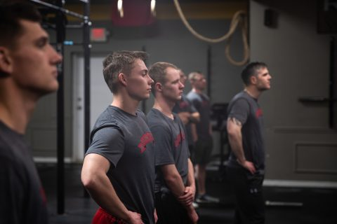 Austin Peay State University's ROTC cadets train for the Sandhurst competition, which will be April 12th-13th at West Point, New York. (APSU)
