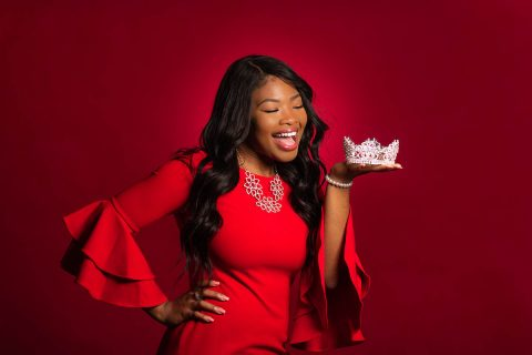 Austin Peay State University senior Sierra Salandy will represent Tennessee at the Miss Black US Ambassador scholarship pageant this summer in Atlanta, Georgia. (APSU)
